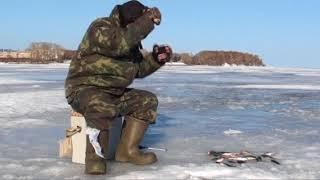 Зимняя рыбалка в пучеже 2019