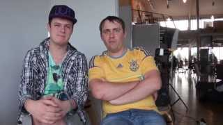 322 interview with v1lat and XBOCT @ DreamHack Summer 2013 (with English subtitles)