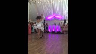 Pamela and Chris- first dance. Five for fighting-100 years