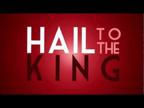 Tarek Kasmi - Hail To The King (Lyric Video)