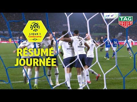 Résumé 16ème journée - Ligue 1 Conforama / 2018-19