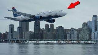 Удивительная авиакатастрофа, при которой никто не пострадал!