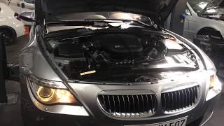BMW S85 VANOS Entlüftung