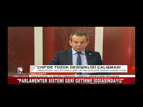 """""""PARLAMENTER SİSTEMİ GERİ GETİRME İDDİASINDAYIZ"""