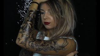 FAKE TATTOO SLEEVES? | 31 Days of October