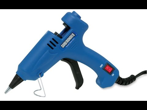 How to Make a Hot Glue Gun