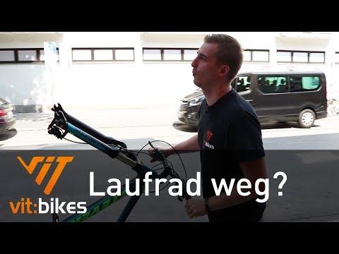 Laufrad weg? - Ersetze die Schnellspanner mit Pitlock! - vit:bikesTV 160
