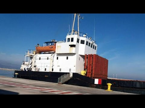 Πλοίο με εκρηκτικά κατασχέθηκε στην Κρήτη