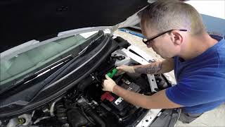 How to Fix P2263 fault code Nissan Qashqai 1 5Dci Renault