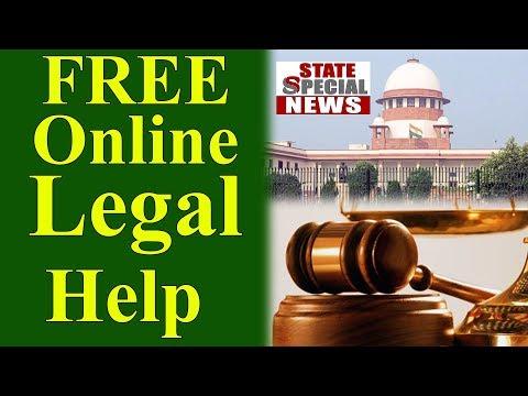 Free Online Legal Help (2018) Free Online Legal Advice | Online Legal Lawyer | State Special News
