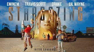 STARGAZING Remix - Eminem, Drake, Travis Scott, Lil Wayne [Nitin Randhawa Remix]