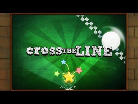 cross the line обзор игры андроид game rewiew android