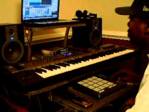 Making Beat with Reason 4