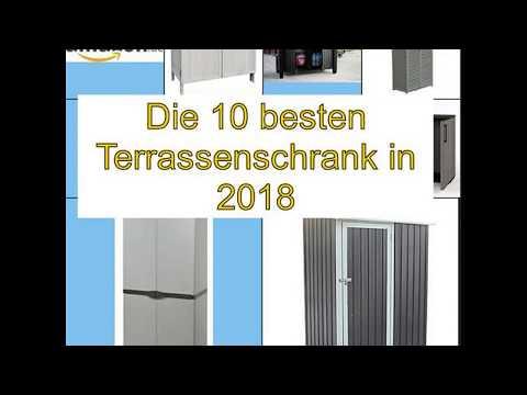 Die 10 besten Terrassenschrank in 2018