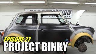 Project Binky - Episode 27 - Austin Mini GT-Four - Turbocharged 4WD Mini