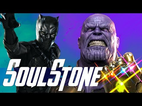 Black Panther & the Soul Stone in Captain Marvel or Avengers Infinity War