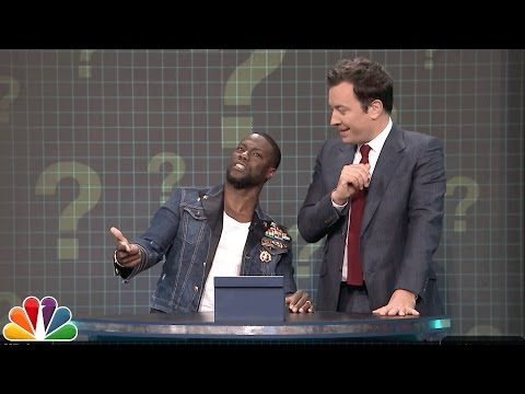 This or That with Kevin Hart (видео)
