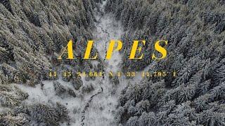 Cinematic FPV Drone x French Alps x Lumix x DJI Mavic Mini 4K