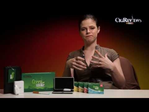 Green Smoke E Cig Review – Electronic Cigarette Reviews