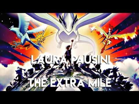 Laura Pausini - The Extra Mile (Pokémon 2000 Soundtrack)