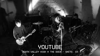 DEATH VALLEY HIGH - HER BLACK WINGS - (DANZIG COVER)
