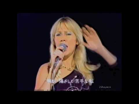 ABBA - Summer Night City - VIDEO HQ - AUDIO REMASTERED [SUBS JAP] + LYRICS