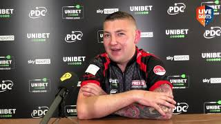 """Nathan Aspinall: """"I don't care where I finish, I just want to give myself a shot at the title"""""""