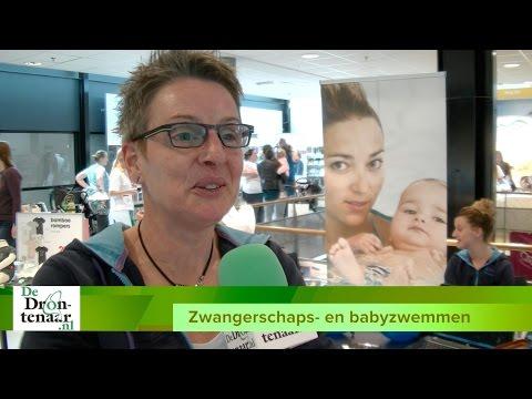 VIDEO | Optisport maakt reclame voor zwangerschaps- en babyzwemmen