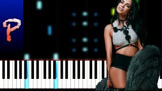 Natti Natasha   Oh Daddy Piano Tutorial + MIDI  Sheet Music