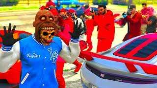 GTA V - WHAT SIDE YOU ON BLOODS OR CRIPS?
