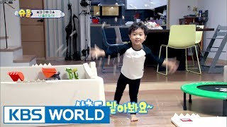 Seungjae stays home alone! Kevin is me?? [The Return of Superman / 2017.06.04]