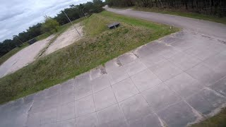 Freestyle FPV - Abandoned military compound - RAW