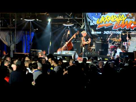 Ati Edge & The Shadowbirds - 03 - Down Down Down (Ukrabilly Bang #7) [30.04.2011]