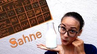 Gesunde Sahne Soße - cremige Soße selber machen - Alternative - Creme zum abnehmen - Sahneersatz
