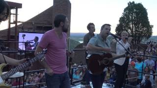 Brandon Heath w/ Mac Powell: No Turning Back - Live At Red Rocks In 4K