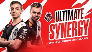 Ultimate Synergy with Wunder and Caps | G2 League of Legends