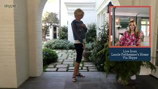 Laurie Felt Embroidered Open Front Jacket on QVC