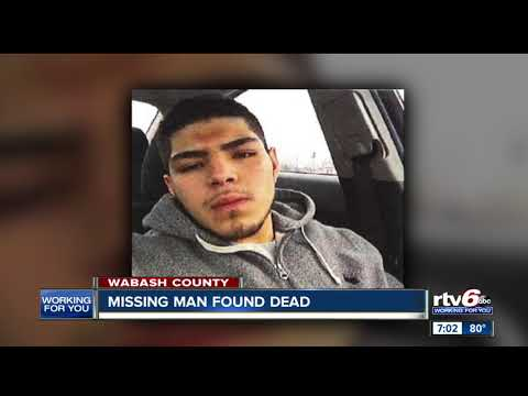 Missing Indy man found dead in Wabash County; homicide investigation underway