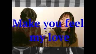 Make you feel my love (A tribute to Bob Dylan) | Lydia Lee 리디아리