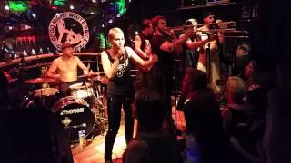 Video Discoballs LIVE @ Call Me @ Cross Praha 31.08.2014