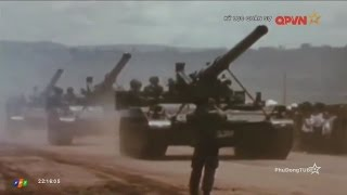 7 xe tăng Việt Nam đối đầu với 130 xe tăng Mỹ ngụy và cái kết bất ngờ