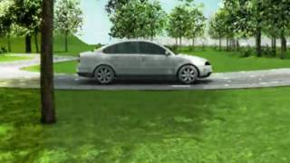 preview picture of video 'Car Drive Animation'