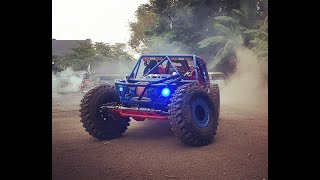 Review Best  Off Road Car Extreme Tubular Captain America