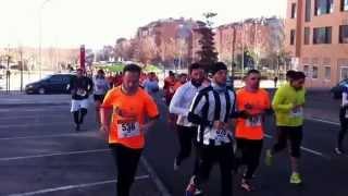 preview picture of video 'San Silvestre Alcobendas 2014 #NavidadAlcobendas'