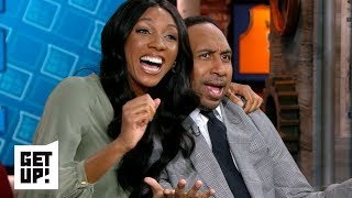 Stephen A. argues for the NFL to adopt college overtime rules | Get Up!