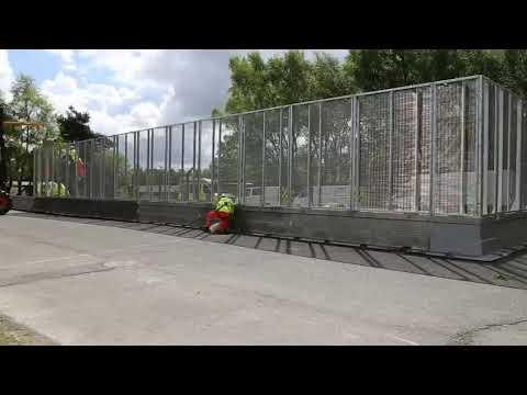 Hardstaff Barriers - ZoneGuard Plus