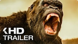 KONG Skull Island Trailer 2 German Deutsch 2017