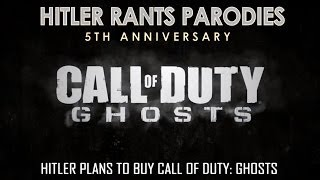 Hitler plans to buy Call of Duty: Ghosts
