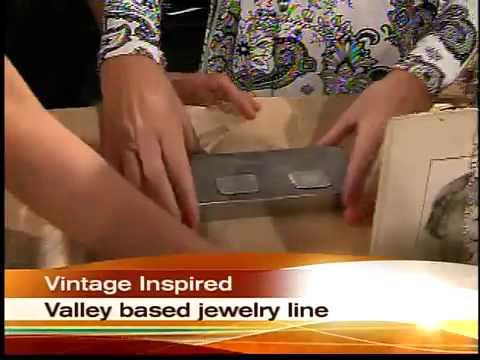 Rustic, Vintage Inspired handmade jewelry