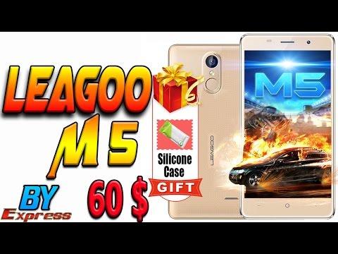 Leagoo M5 Лучший Бюджетник с AliExpress Android 6.0 2GB RAM, 16GB ROM